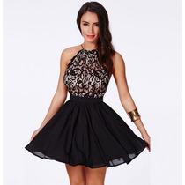 Lindo Vestido Curto Formatura Baile Debutante