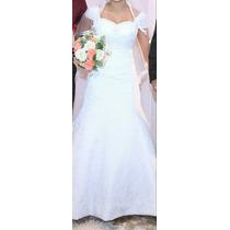 Vestido De Noiva Evasê Tomara Que Caia
