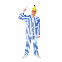 Fantasia Banana De Pijama Adulto B1 Sul Tam. G G ( 44 A 46)