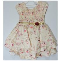 Vestido Infantil Festa Roupas Para Bebe Vestido Renda Prenda