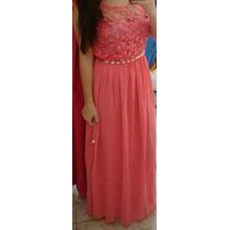 Vestido Longo Festa Madrinha Casamento Formatura Renda 2016