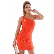 Vestido Drapeado - Kam Bess - 009342