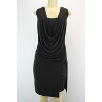Ronni Nicole Mangas Lace Black Dress Combinação