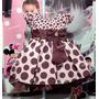Vestido Ursa Princesa/ Jolietam: 1 Ao 3