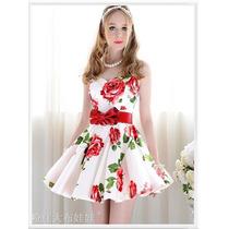 Vestido Formatura Madrinha Princesa Debutante 15 Anos