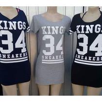 Vestidinho Da Kings 34 Sneakers - 10 Unidades