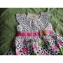 Lindo Vestido Borboleta Bebe Menina Festa Aniversario