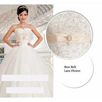 Vestido Noiva 40/42 Lindo Modelo Pronta Entrega Oferta