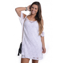 Vestido Feminino De Renda - Kam Bess - Ve0926
