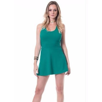 Vestido Verde Miss Masy Mini Micro
