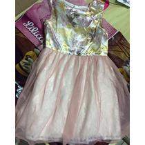 Vestido Lilica Ripilica - Tamanho 12 - Original