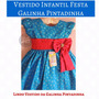 Vestido Galinha Pintadinha Para Festa Infantil E Bebe