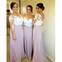 Vestidos Para Madrinhas De Casamento (r$ 349,90 Cada)