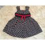 Vestido Infantil Menina Festa Importado Tamanho 2 Anos