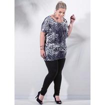 Conjunto Plus Size Blusa + Calça Legging Frete Gratis