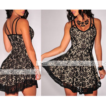 Vestido Feminino Plus Size Frete Grati Renda Rodado Soltinho