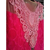 Vestido De Madrinha Longo Sereia Pink/rosé