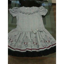 Vestido Original Kukixo - Tamanho 14