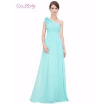 Vestido Festa Plus Size Tiffany/madrinha/casamento/p/entrega