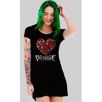 Vestido Rock - Bullet For My Valentine