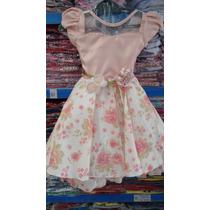 Rosalinda Vestido De Festa Infantil Casual