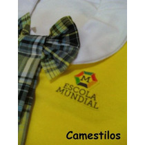 Fantasia Uniforme Com Colete Do Carrossel Pronta Entrega
