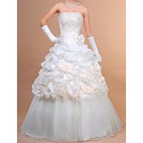 Vestido De Debutante - Tam. 40 - Pronta Entrega - Vn00214