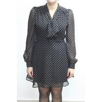 Lindo Vestido Retrô Poá Opção- Tnh Antix, Zara, Farm, Asos
