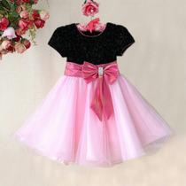Vestido De Festa Princesa De Luxo