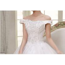 Vestido De Noiva Ou Debutante - Novo - Pronta Entrega