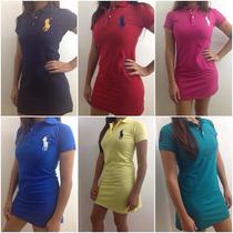 Kit Com 10 Vestidos Pólo Ralph Lauren - Promoção!!!!!!