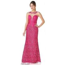 Vestido De Festa Pachoulee Pink Lindo