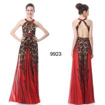 Maravilhoso Vestido Importado Ever Pretty Mod 9923-no Brasil