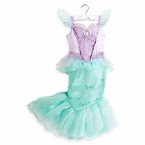 Fantasia, Ariel, Pequena Sereia Original Da Loja Disney, Eua