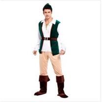 Fantasia Masculina Peter Pan Importado Arrase Na Festa
