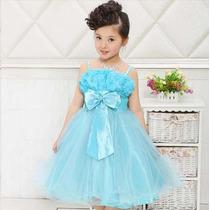 Vestido Infantil Festa / Princesa / Casamento / Aniversário