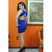 Vestido Feminino Lez A Lez Azul