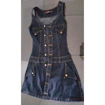 Vestido Jeans Alvo Da Moda Num.14