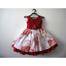Vestido Infantil Festa Luxo 1047 - Bambina Fashion Promoção!