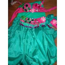 Vestido Dança Do Ventre Para Idade De 9 Até 13 Anos