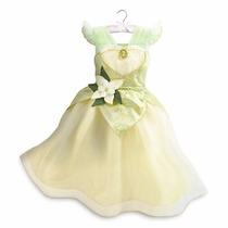 Fantasia Princesa Tiana Disney Original Pronta Entrega