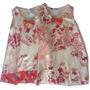 Vestido Infantil Em Malha - Modelo Trapézio