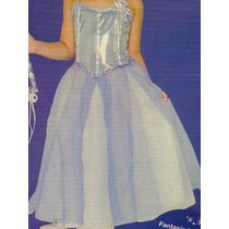Vestido Infantil Barbie Magia Aladus Festa Tam. 2 Anos