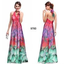 Belíssimo Vestido Ever Pretty Frente Única 9760 - No Brasil