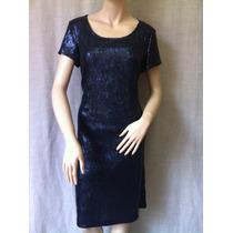 Vestido Seiki Paetê - 280565 Novo