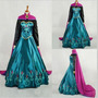 Fantasia Princesa Elsa Luxo Adulto - Frete Grátis