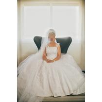 Vestido De Noiva Único Uso