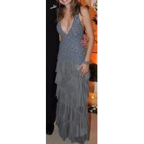 Vestido De Festa Magnífico Da Estilista Patrícia Bonaldi