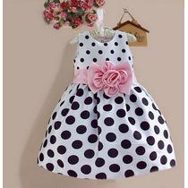 Vestido Infantil Importado Frete Gratis