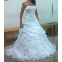 Vestido De Noiva Importado Usa